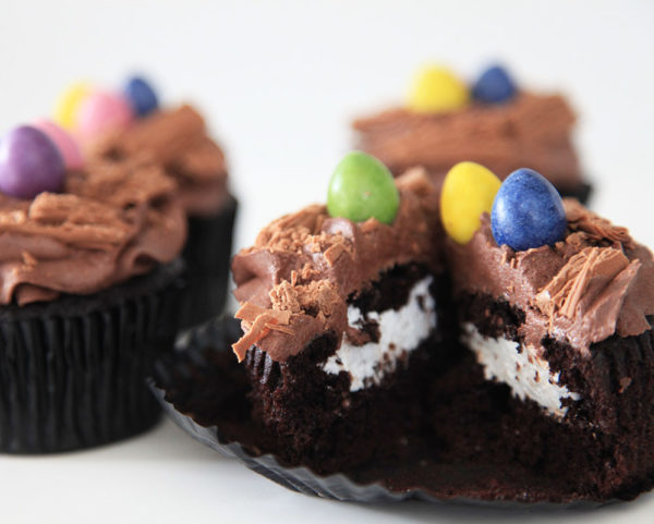 Kiddies Party Cupcakes
