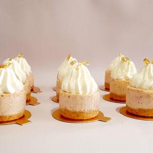 strawberry-cheesecakes